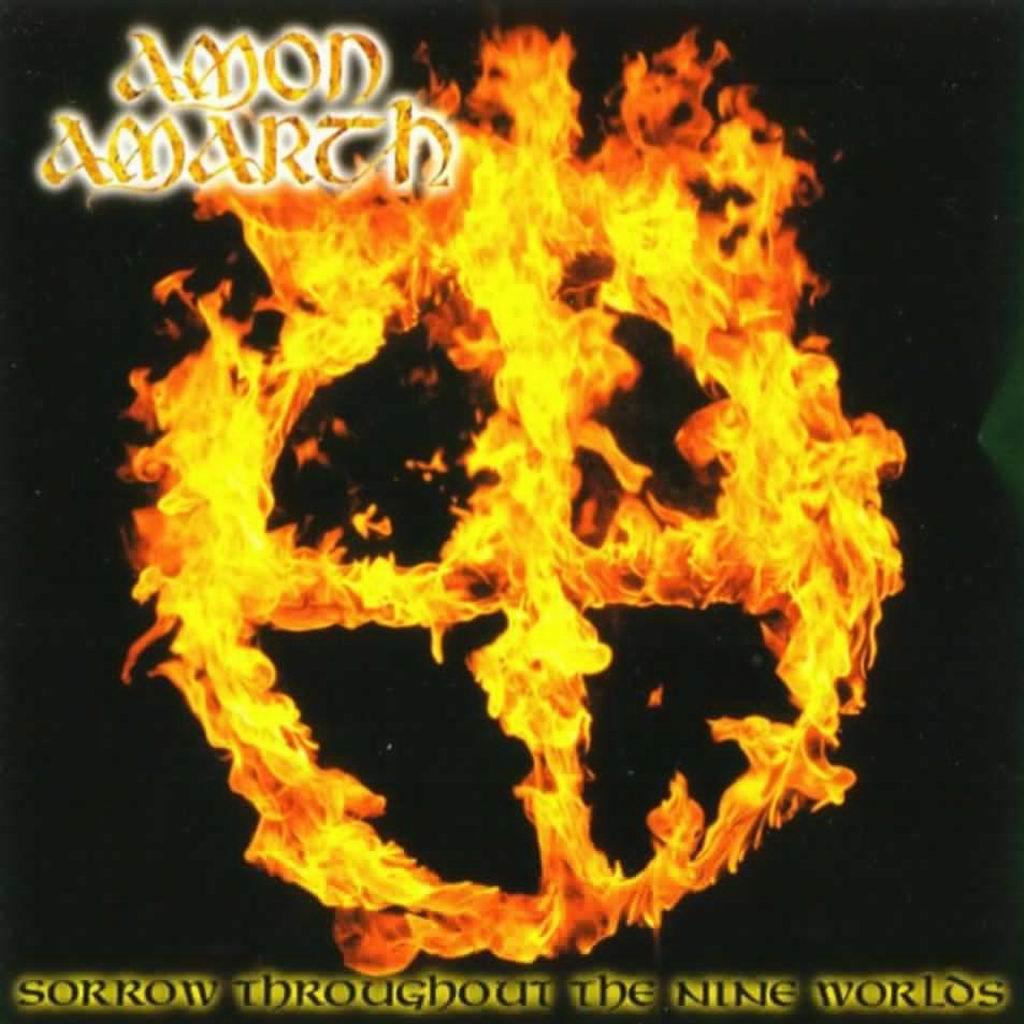 Amon amarth sorrow throughout the nine worlds